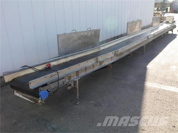 [Other] transportband 1026 cm x 60 cm Duijndam Machines