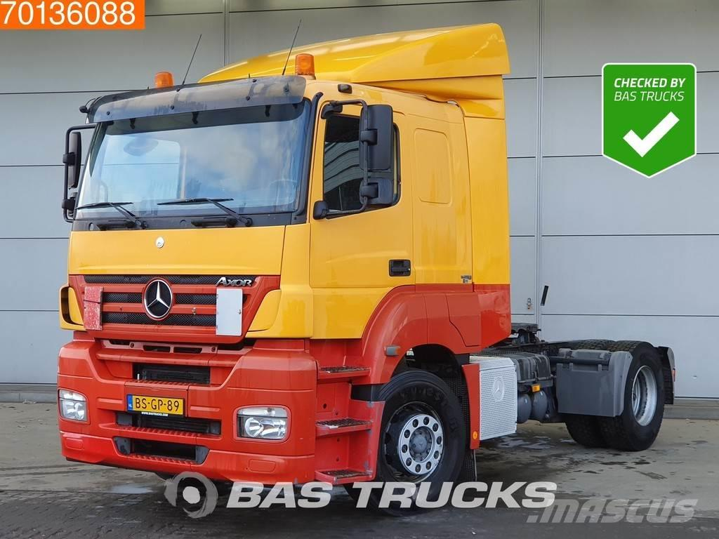 Mercedes-Benz Axor 1836 LS 4X2 NL-Truck Manual Euro 5