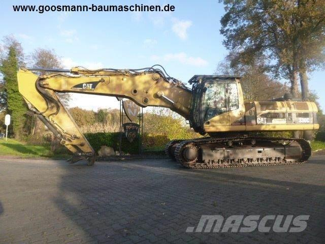 Caterpillar 330 CL with Longfront