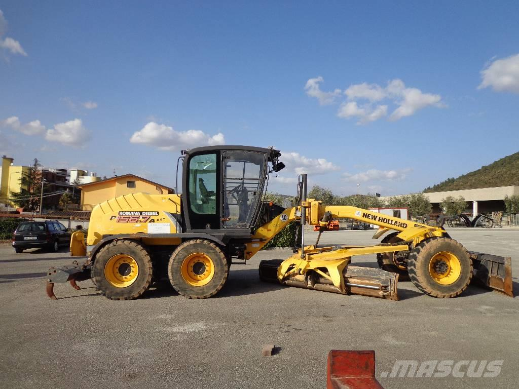 New Holland F 156.7 A
