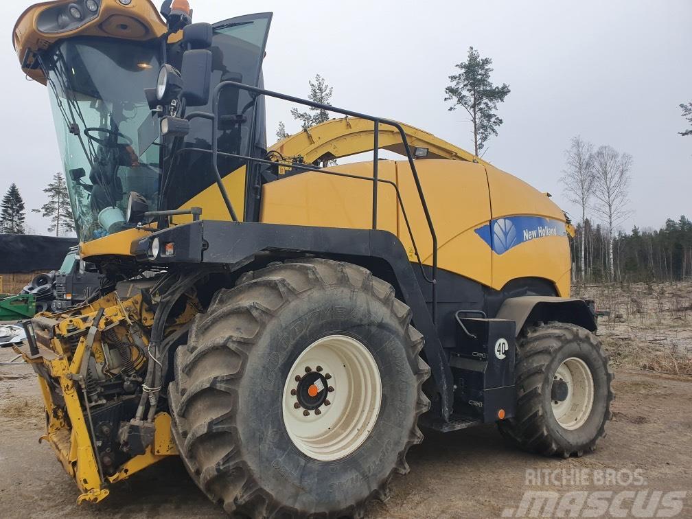 New Holland FR 9040 -09 3m pickup, 1.750tim!