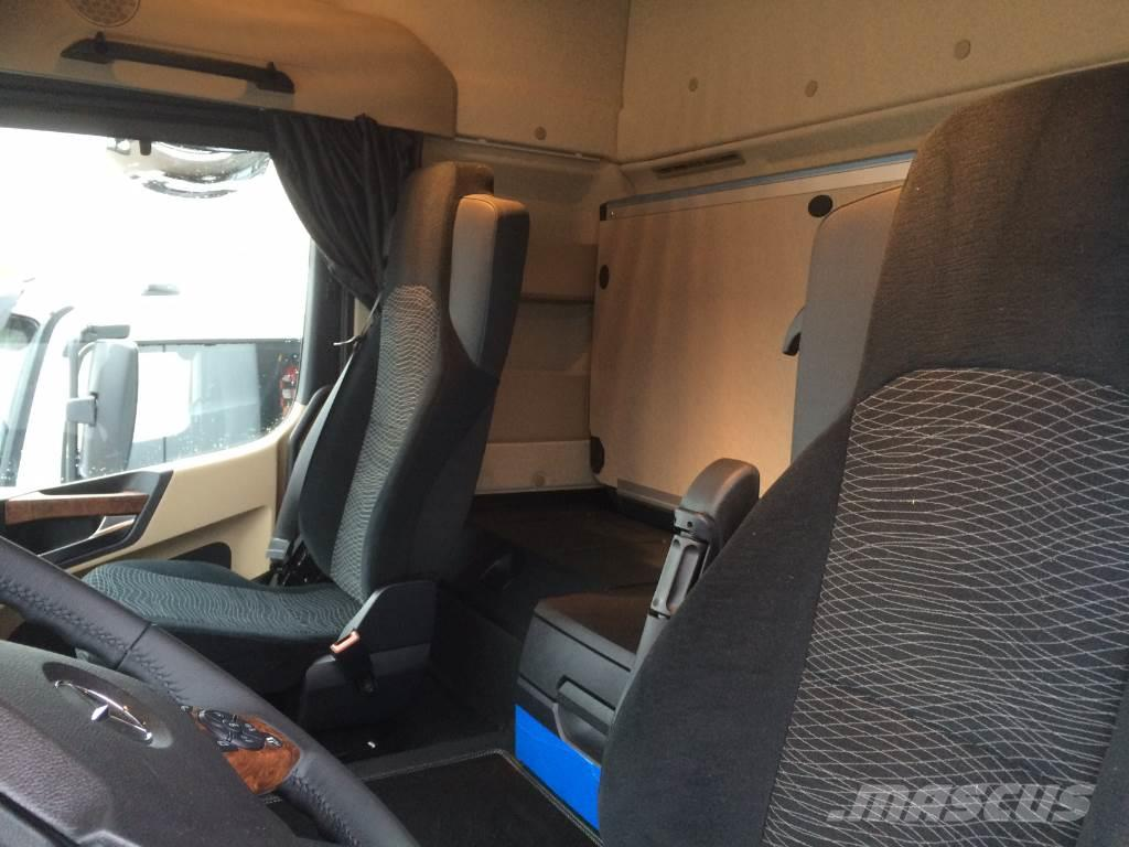 Mercedes-Benz ACTROS 2551 För omgående leverans, 2016, Skåpbilar Kyl/Frys/Värme