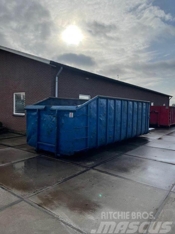 Universal Containerbak 25m³