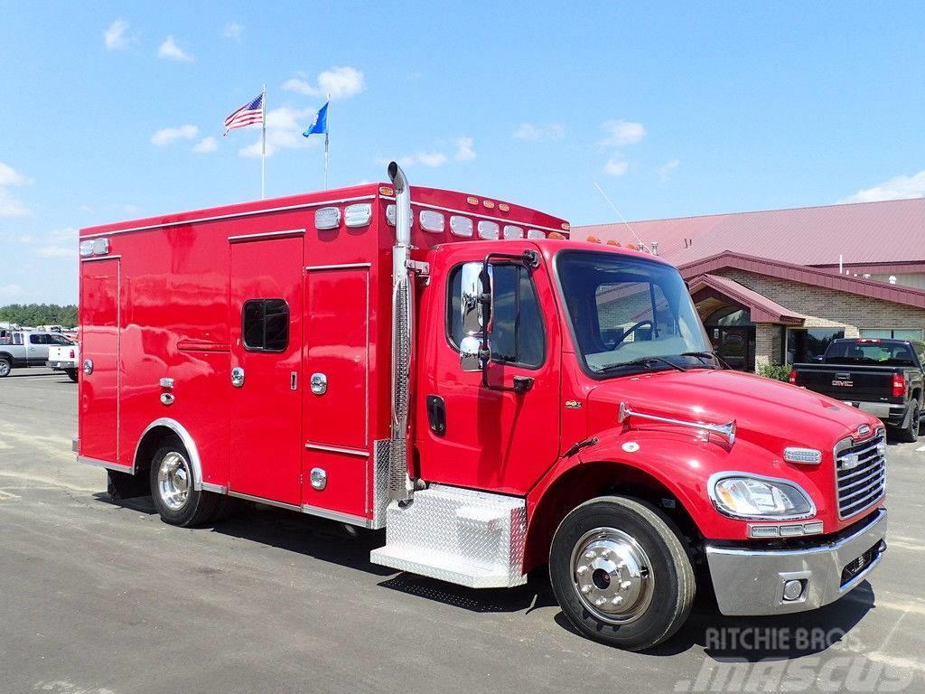 Freightliner M2 Braun Super Chief Ambulance