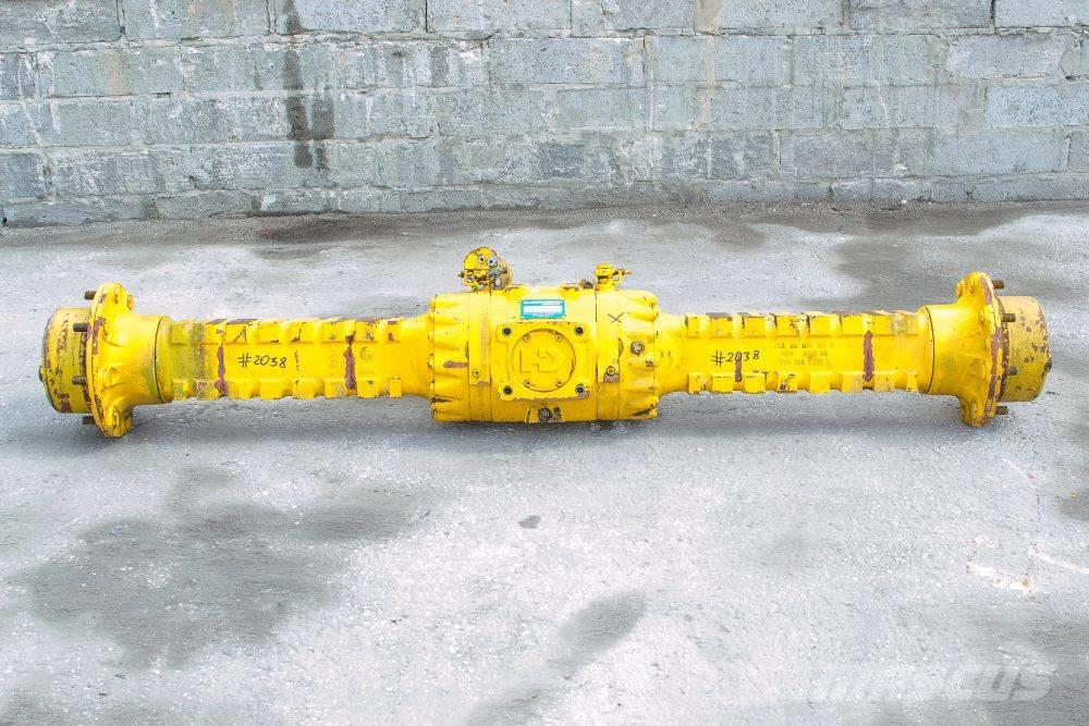 Clark-Hurth 172/407 Mecalac 12 Axle