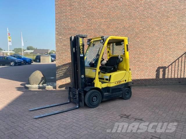 Hyster H 2.0 FTS