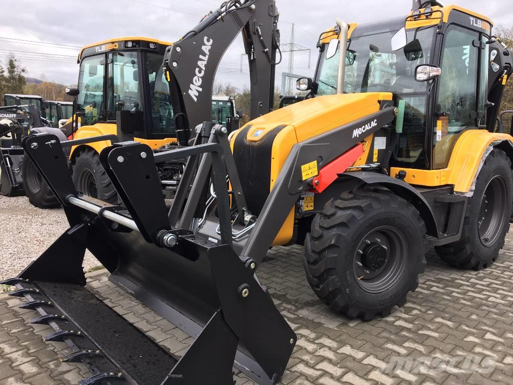 Mecalac TLB 890PS