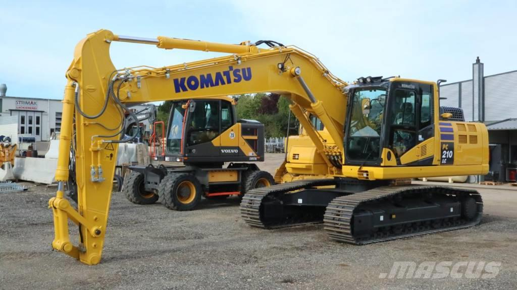 Komatsu PC210 LC-11