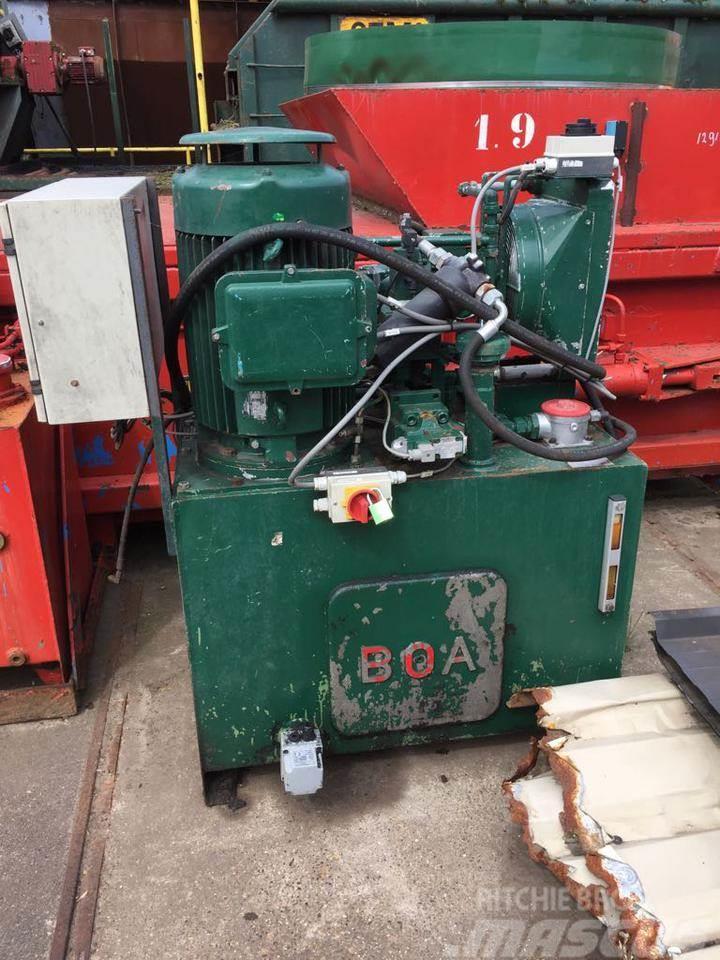 BOA hydrauliek unit