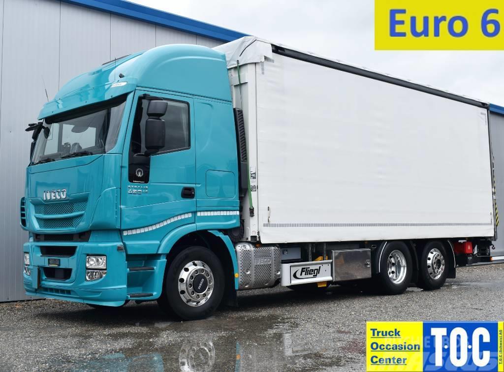 Iveco Stralis 260S48 6x2 Euro6 Retarder LBW AHK