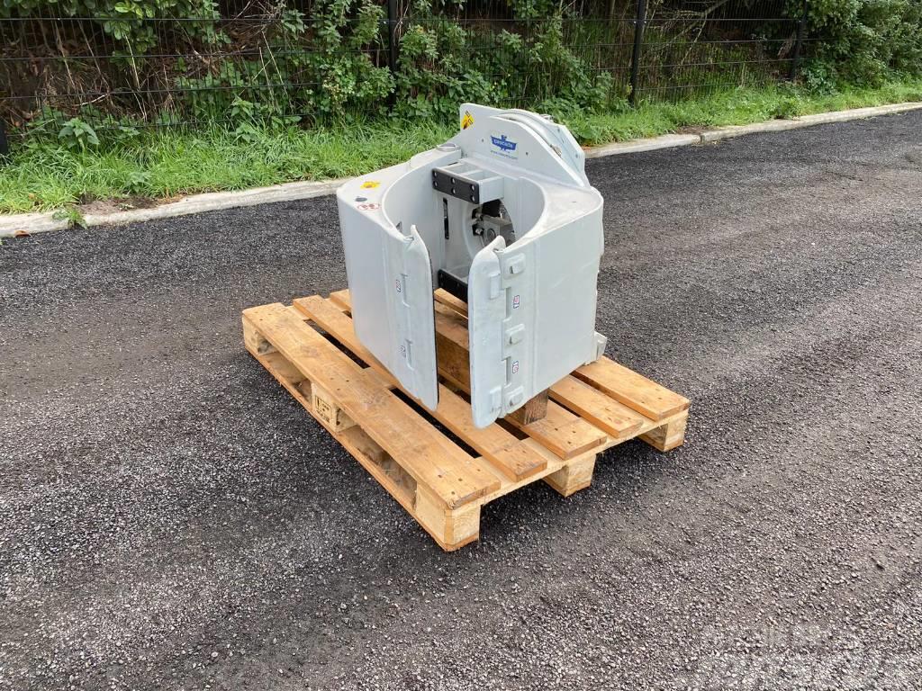 Cascade Papierrollenklem met rotator