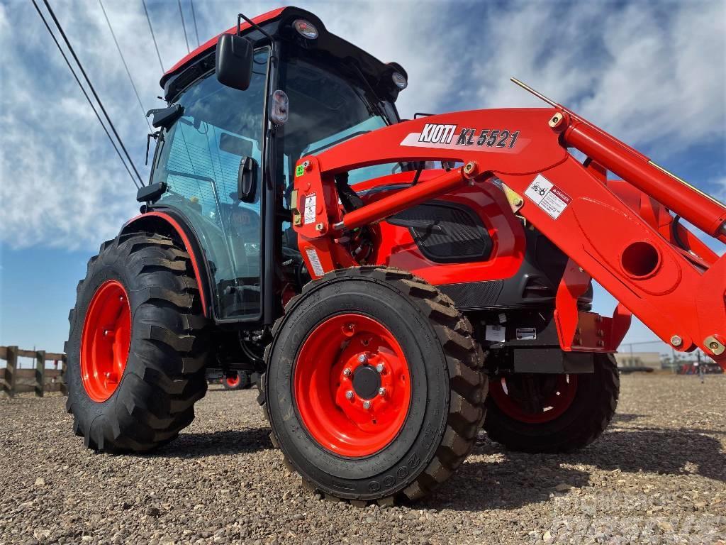 Kioti DK4210SECH-TL Hystat CAB Tractor Loader