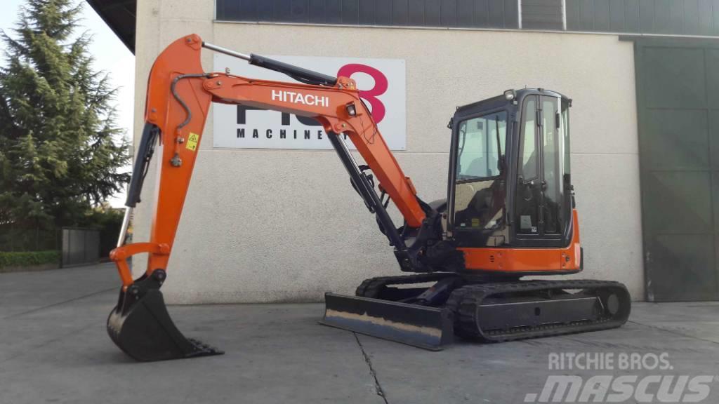 Hitachi ZX 48 U-3 CLR