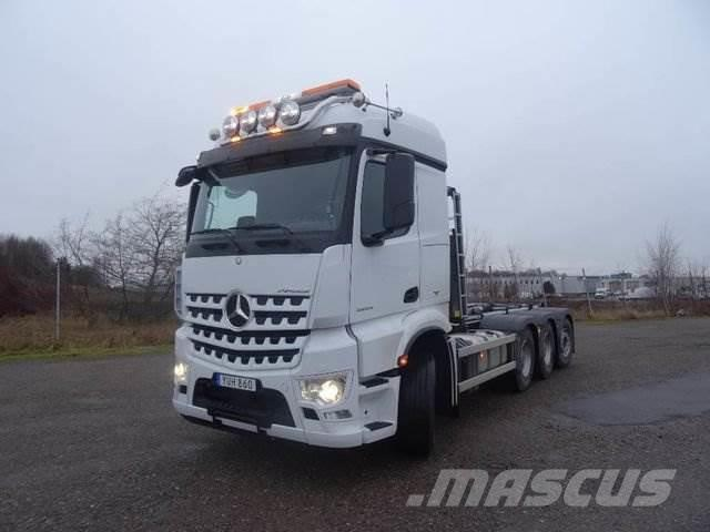Mercedes-Benz Arocs 3253L Lastväxlare - DEMO