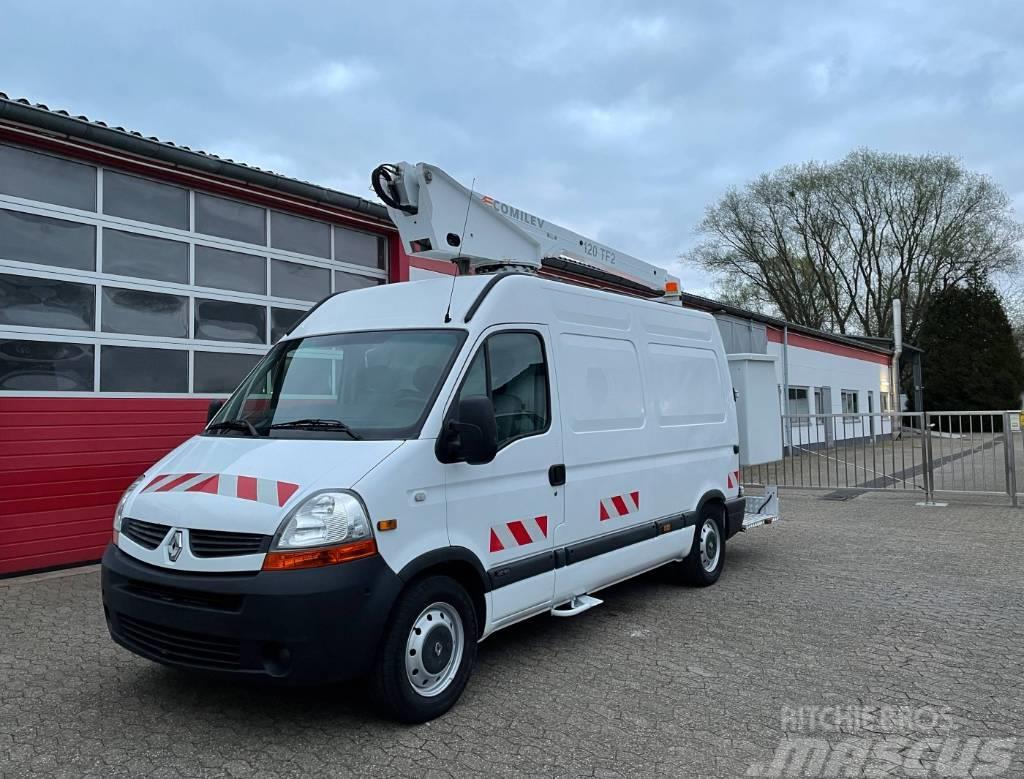 Renault Master Hubarbeitsbühne Comilev EN-120-TF2