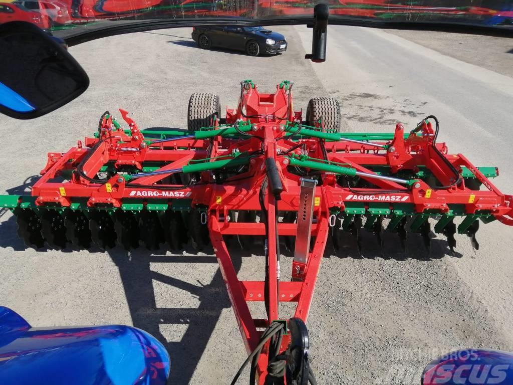 Agro-Masz BT50 Hinattava