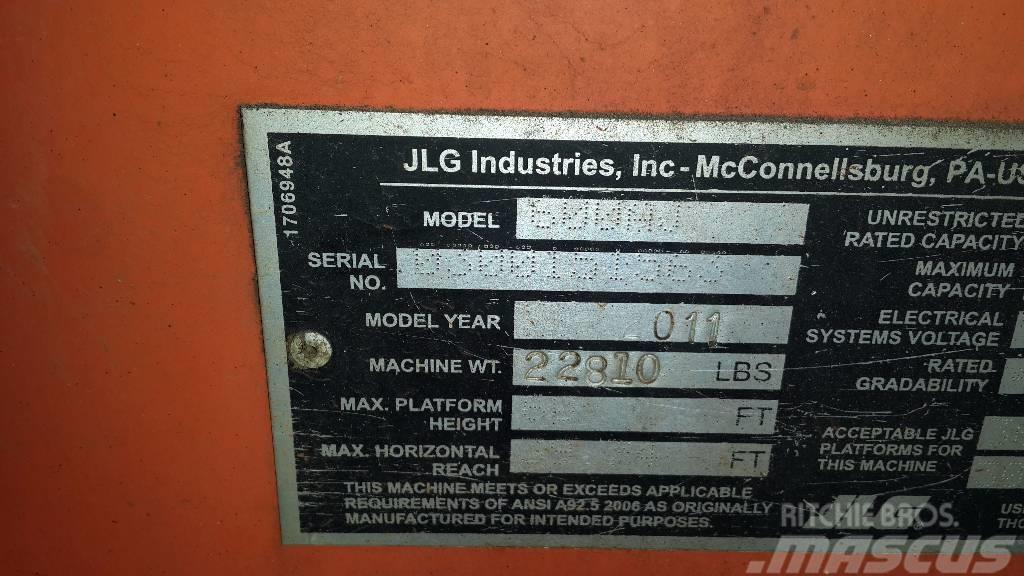 JLG 600 AJ