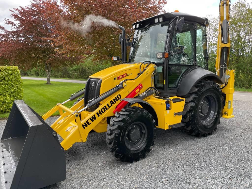 New Holland B100 CLR