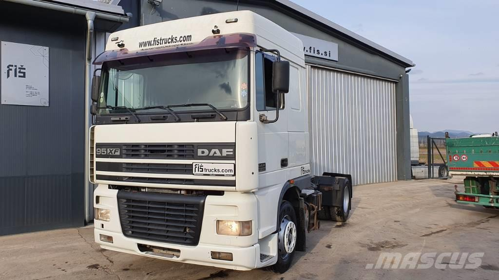 DAF XF 95.430  4x2 tractor unit - TOP