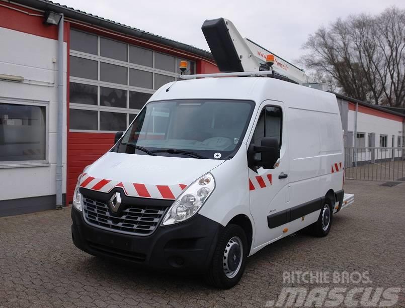 Renault Master 125dci ETL26 11m 83h EURO6 Klima TÜV/UVV