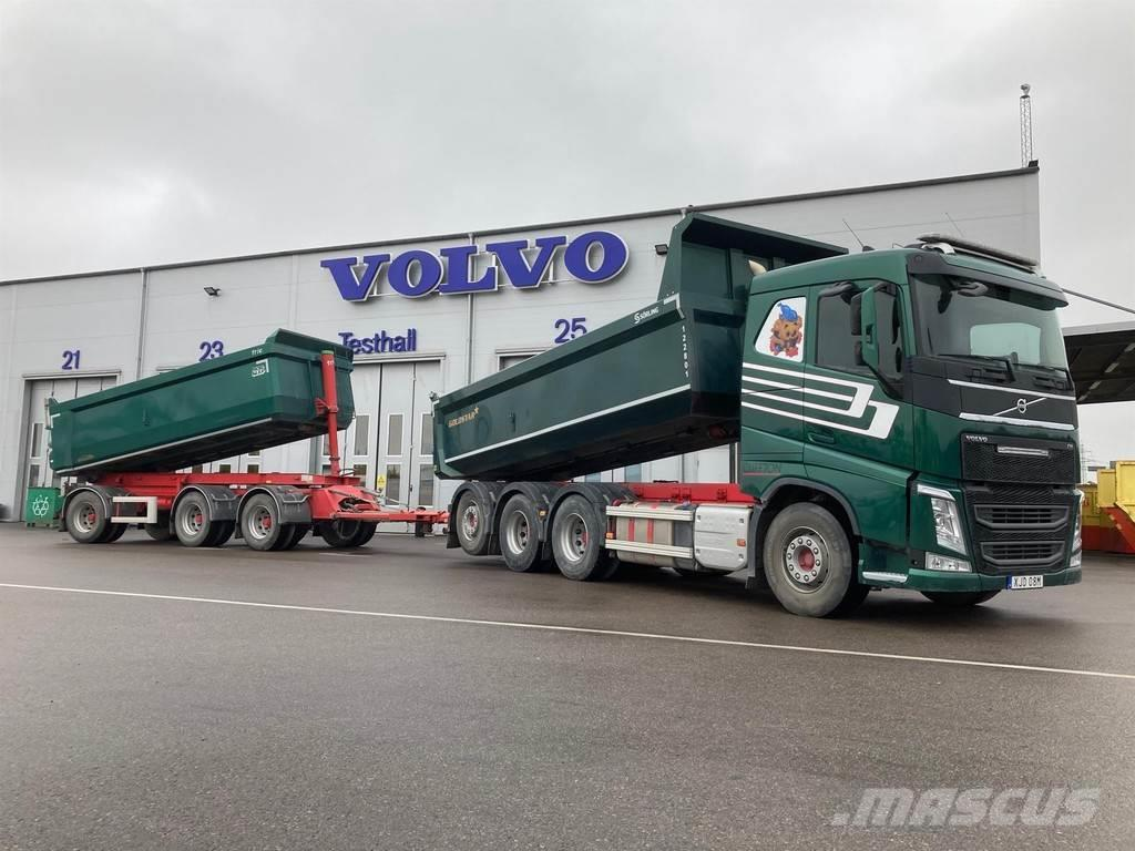 Volvo FH Tippbils Ekipage, NOR Slep.