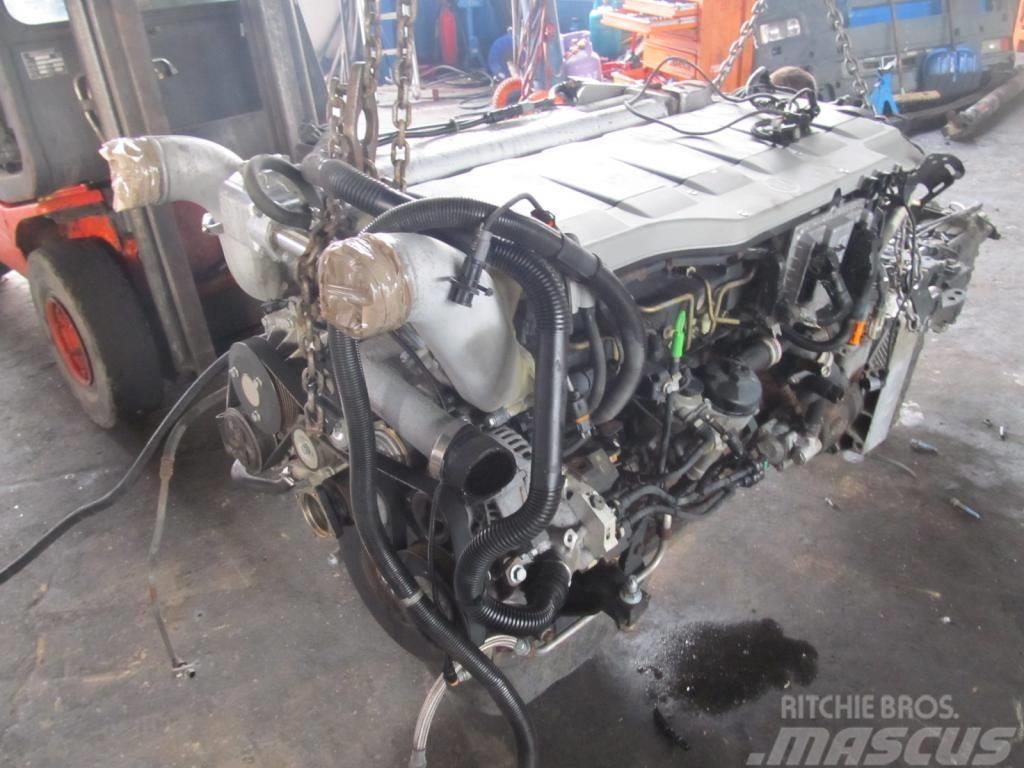 MAN TGA 18.390 D2066LF01 EURO3 engine