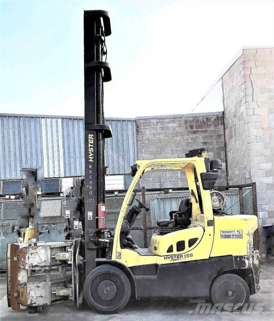 Hyster S 155 FT