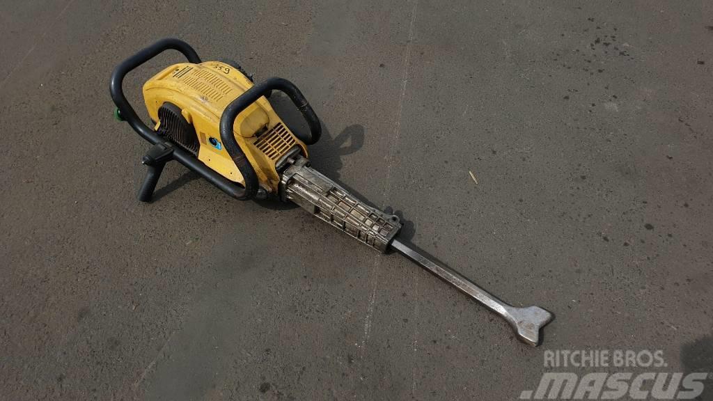 Atlas Copco Hand petrol tamping machine Cobra TT,