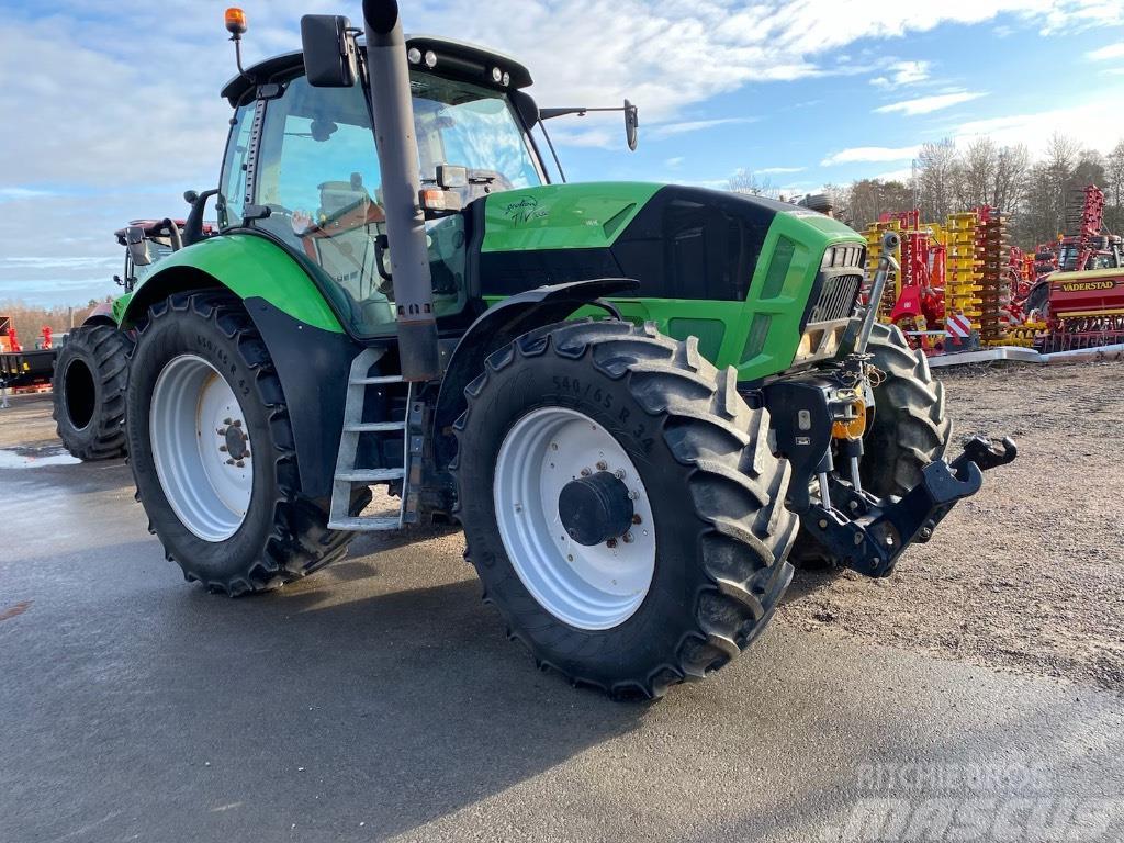 Deutz-Fahr TTV 630 Agrotron FLP