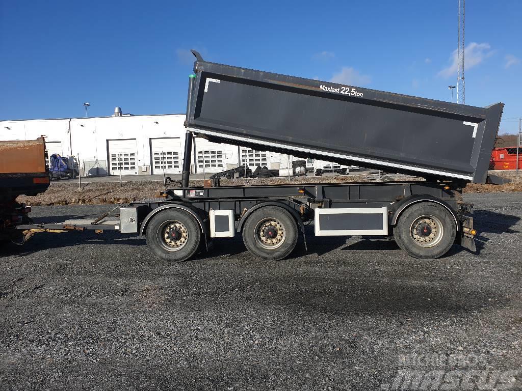 [Other] Muldoon 30 tons Tippsläp