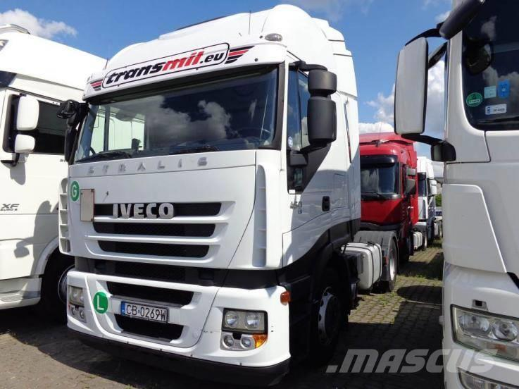 Iveco STRALIS AS 440S45 T/P 4x2 450 KM