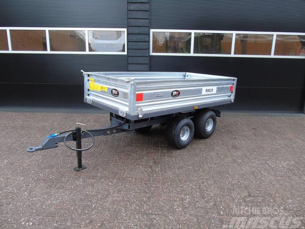 NDH kieper kipwagen kipper 2,5 ton kubota iseki