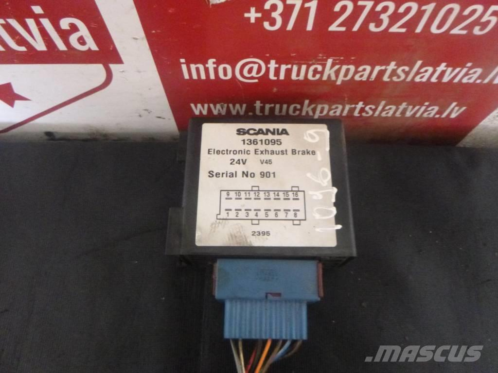 Scania R440 Electronical block 1361095
