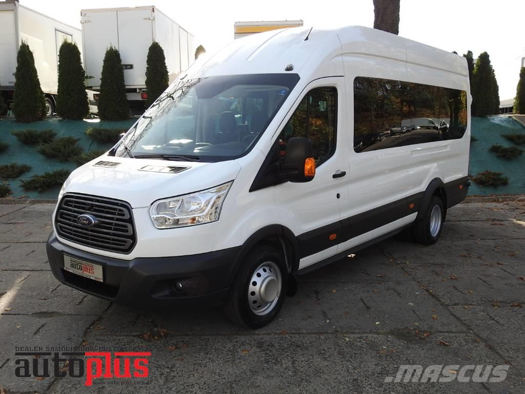 used ford transit autobus 18 seats a c tempomat 155hp mini bus year 2014 price 27 870 for. Black Bedroom Furniture Sets. Home Design Ideas
