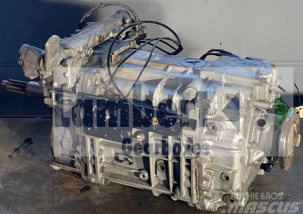 Mercedes-Benz G125-16 714721 instandgesetztes funktionsfähiges G