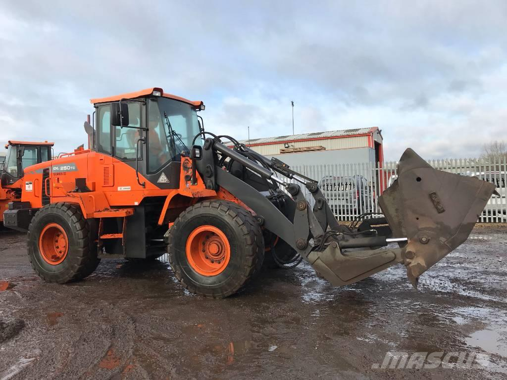 Doosan DL 250 TC-3