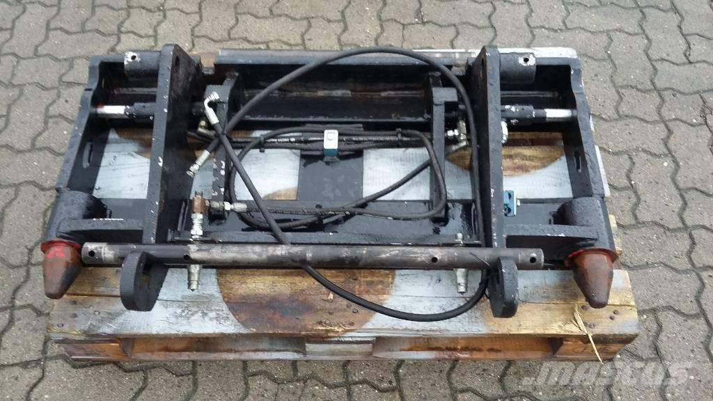 JCB Hydr. SWE - Quick Coupler Syst. MATBRO