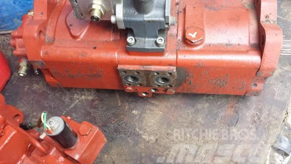 Doosan DX255 hydraulik pump