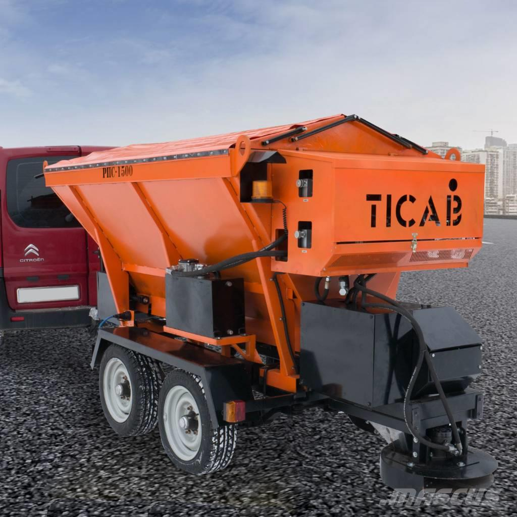 Ticab Пескоразбрасыватель RPS-1500