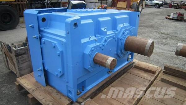 Flender REdustion Gearbox