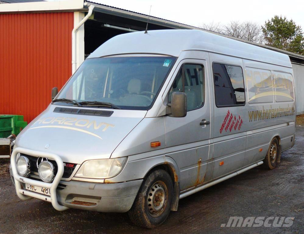 purchase mercedes benz sprinter 316 cdi panel vans bid buy on auction mascus usa. Black Bedroom Furniture Sets. Home Design Ideas