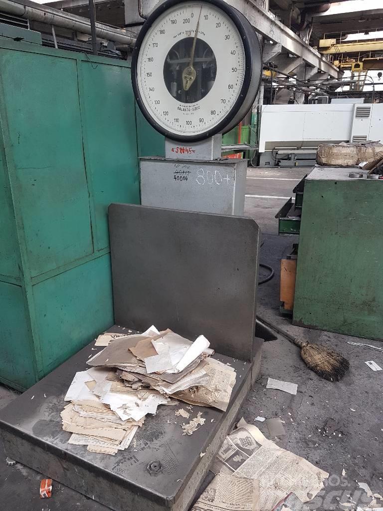[Other] Balanta semiautomata 200kg