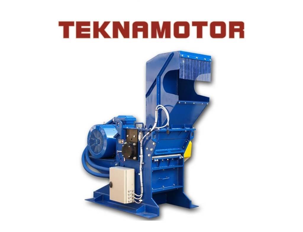 Teknamotor Hammer mill Skorpion 500