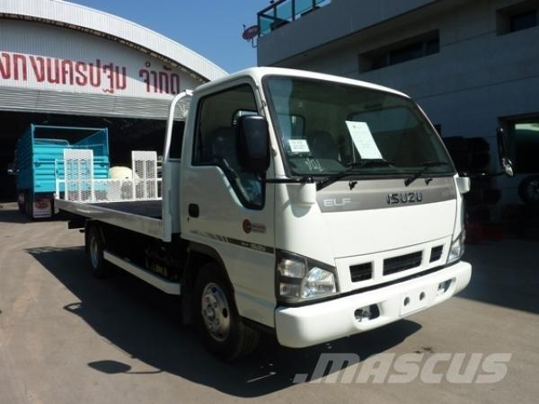 Isuzu NPR_vehicle transporters   Pre Owned Vehicle transporters for