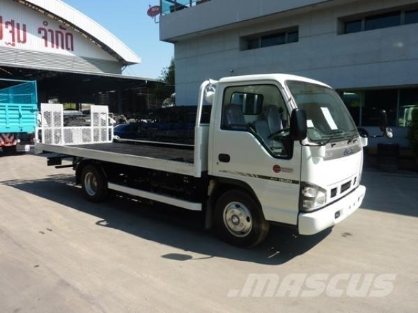 isuzu npr occasion camion porte engin isuzu npr vendre mascus france. Black Bedroom Furniture Sets. Home Design Ideas