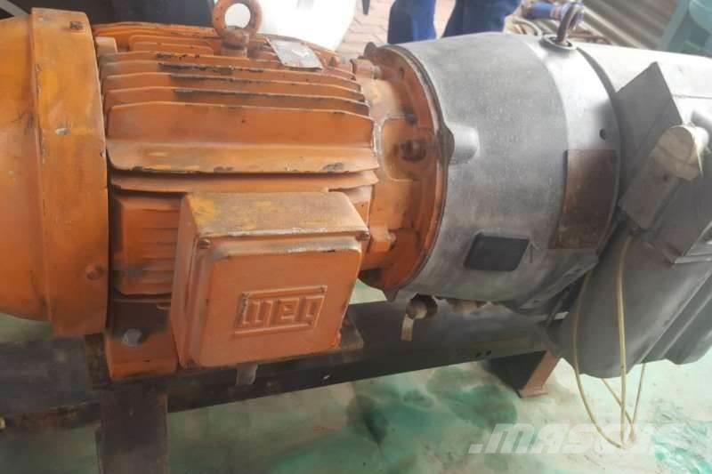 Atlas Copco Compressor Used  Compair Hydrovane 128