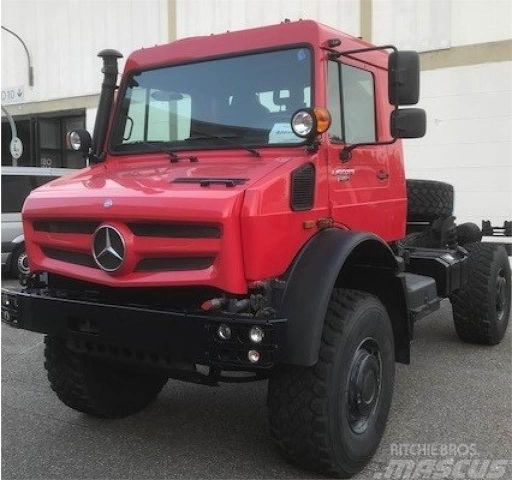 Mercedes-Benz Unimog U 5023 UHE