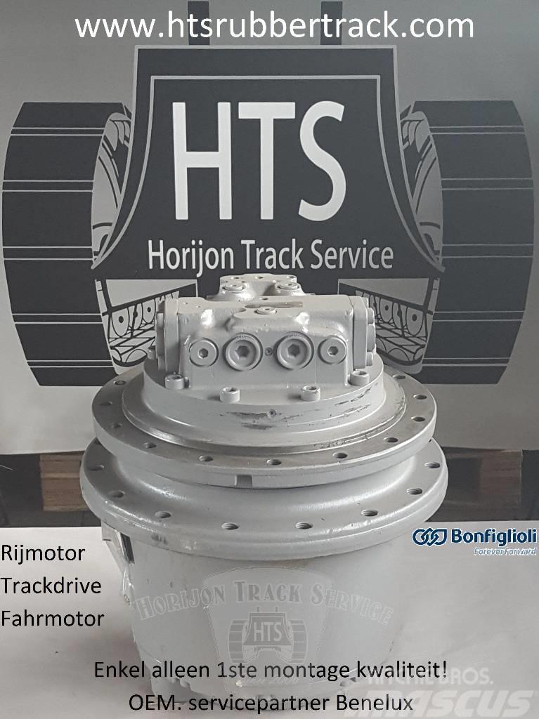 [Other] Eindaandrijving Rijmotor final drive Trackdrive