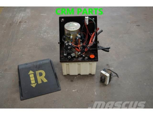 [Other] Ratcliff Hydraulische pomp unit Laadklep hydraulis