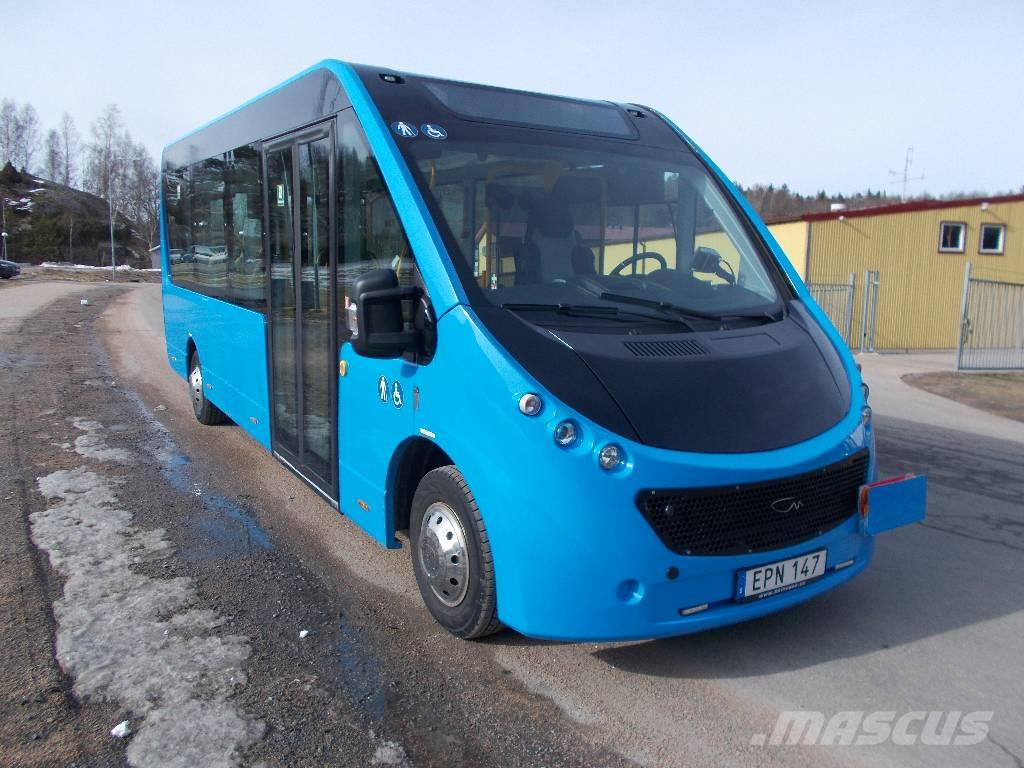 CM Mission -14 Buss 14 pass